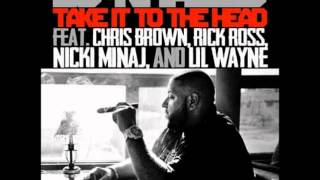 DJ Khaled Ft. Various Artists - Take It To The Head (Instrumental) [Download]