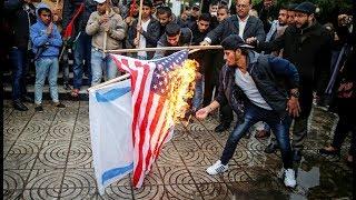 Демонстрации в АНКАРЕ и СТАМБУЛЕ в знак протеста против решения Президента США Дональда Трампа