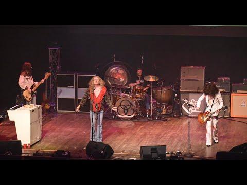 KASHMIR Chicago's Led Zeppelin Tribute Drummer Wally Dellenbach