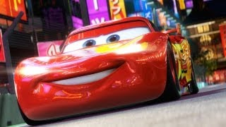 Cars 2 [HD] #7 Gameplay with Hook, Mater, Lightning McQueen, Holley, Luigi, Guido, Piston Cup