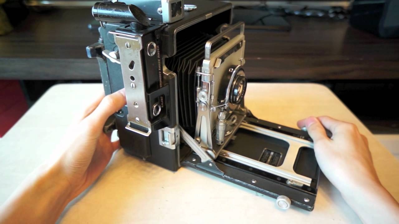Graflex Speed Graphic Youtube