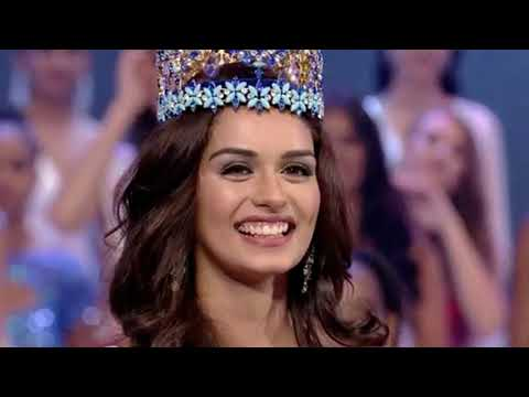 FULL LIST: The winners at Miss World 2017 | Miss World 2017 – Manushi Chhillar, India