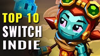 Top 10 Indie Nintendo Switch Games Of All Time