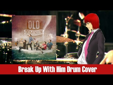 Joshua - Old Dominion - Break Up With Him (Improvised Drum Cover)
