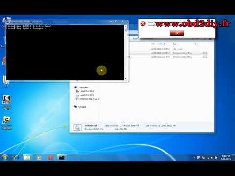 Comment Installer Cummins Insite 8.5.0.57 Data Link Adapter