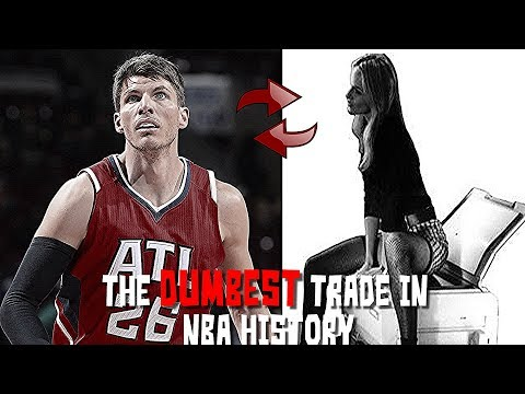 Thumbnail: The DUMBEST Trade In NBA History