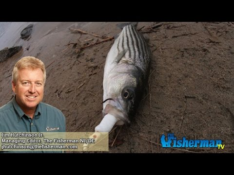 March 9, 2017 New Jersey/Delaware Bay Fishing Report with Jim Hutchinson, Jr.