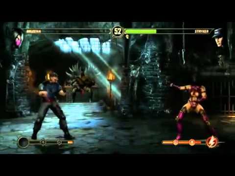 Mortal Kombat - Police Brutality