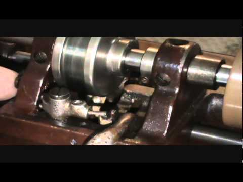 Edison Amberola1A / Opera Cylinder Phonograph........How It Works