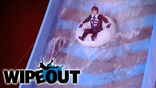 Wipeout Zone Wall Fail |  Wipeout HD