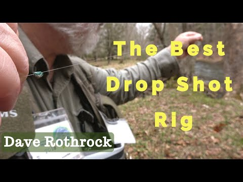 How To Set Up A Drop Shot Nymph Rig