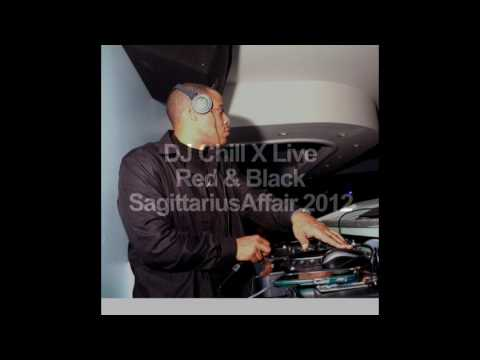 House Music Party - DJ Chill X live @ Black & Red Sagittarius Party