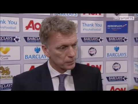 Moyes Said he Aspires to be like Manchester City OUTRAGEOUS