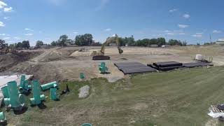 Princeton, MO Excavation Project - Time Lapse