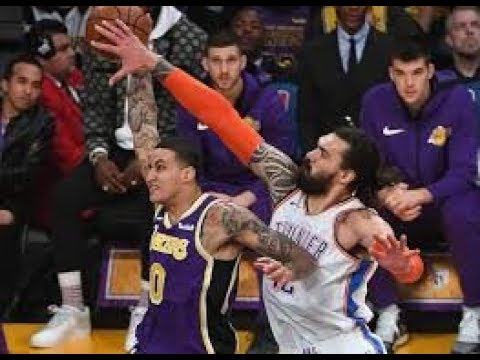 Los Angeles Lakers vs Oklahoma City Thunder NBA Full Highlights (3rd January 2019)