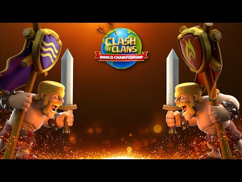It's Time To Crown The Champion | Clash Of Clans World Championship 2019