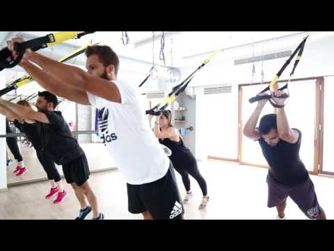 Oxygen Health Club - TRX