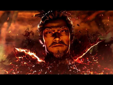 Nioh - CG Trailer