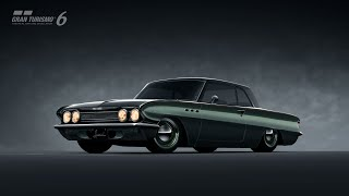 GT6: Buick Special '62 top speed