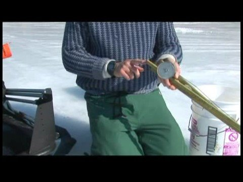 Ice fishing tips techniques hook storage for ice for Ice fishing youtube