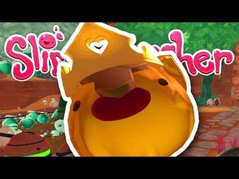 His Royal Majesty Honeymint!! ☄️ Slime Rancher! - Ancient Ruins Update