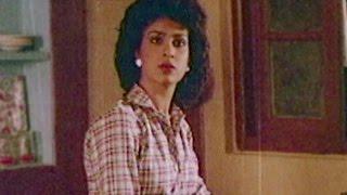 Mithun Meets Minakshi Seshadri - Aandhi Toofan, Romantic Scene 5/10