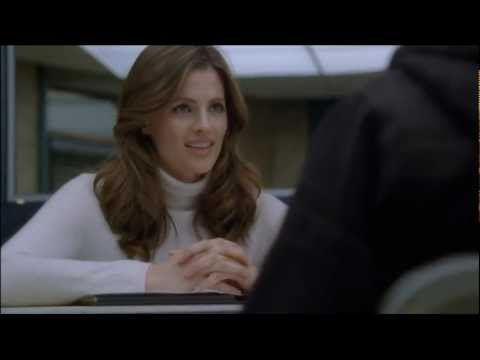 Stana Katic Bloopers Castle S3