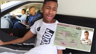 STORYTIME: How I passed My Drivers License - Lasizwe Dambuza