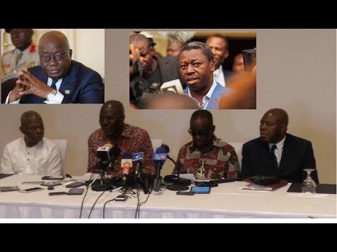 Togo: Échec cuisant du dialogue: le pays risque de sombrer. Les conséquences imprévisibles.