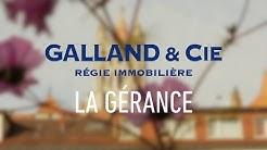 Galland & Cie SA - Gérance - 021 310 25 25