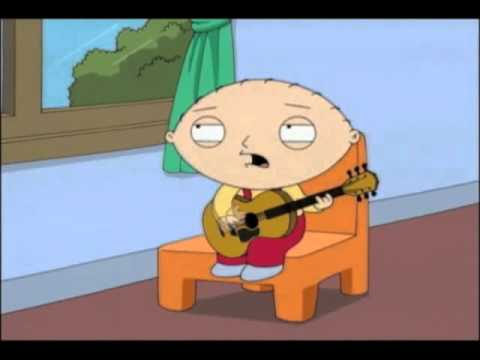 Stewie Griffin Chords Song..