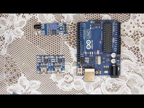 Arduino Uno (распаковка + тест) ► Посылки с AliExpress ► #30
