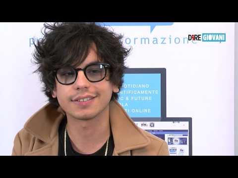 """Diego Conti: Sanremo e la sua """"Evoluzione"""". L'intervista all'ex X Factor"""