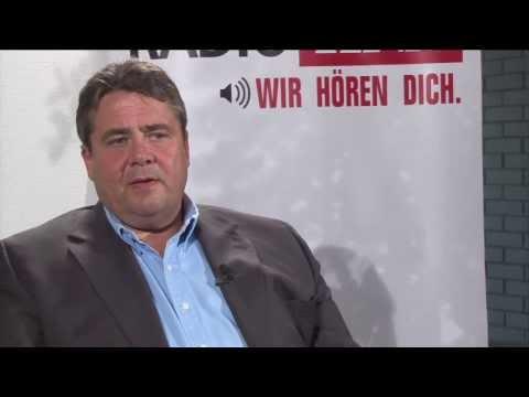 Sigmar Gabriel im HNA-Video-Interview - 15. August 2013