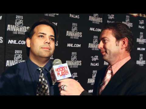 Interview with Millian from BlueLine Hockey Talk Radio