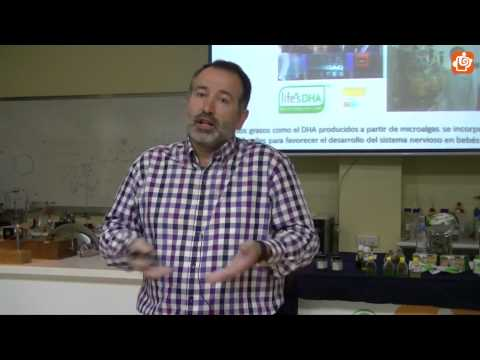 Que son y para que podemos usar las microalgas - F.Gabriel Acien Fernandez