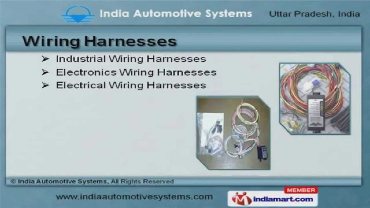 Wiring Harness & Cables by India Automotive Systems, Ghaziabad on