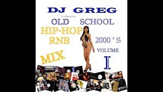 ✅ OLD SCHOOL RNB HIP-HOP MIX 2000's VOL.01
