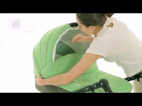 Camarelo Carera видео обзор детской коляски Камарело Каррера 2 в 1 и 3 в 1