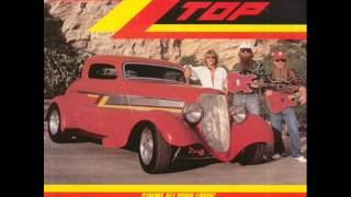 ZZ TOP - GIMME ALL YOUR LOVIN - IF I COULD ONLY FLAG HER DOWN
