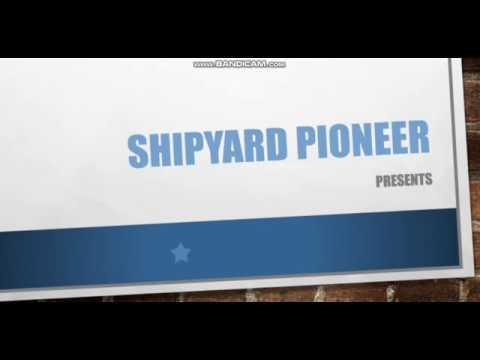 Africa-- Shipyard Pioneer