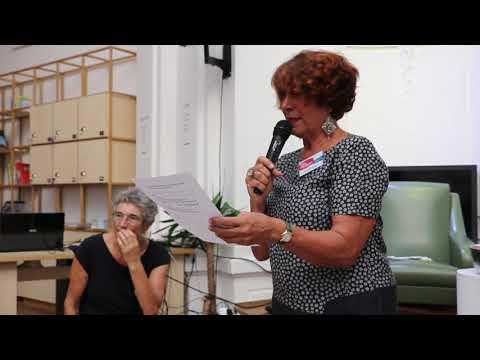 FILMS FEMMES MEDITERRANEE - Conférence de Presse : MARITE NADAL (Programmatrice)