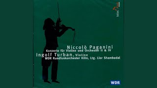 Violin Concerto No. 4 in D Minor, MS 60: II. Adagio flebile con sentimento