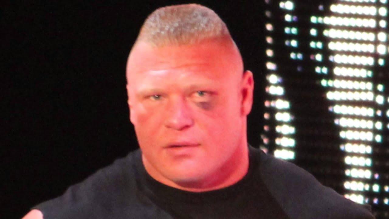 Brock Lesnar on Cael Sanderson - YouTube
