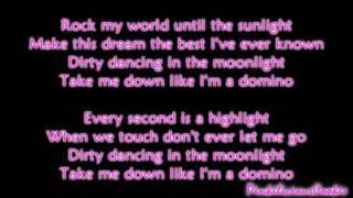 Jessie J - Domino Lyrics + Download!!