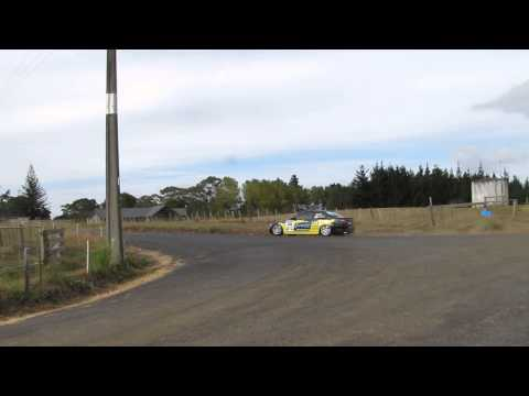 506 Raymond Dufton Ecolight Targa Sprint 2014 SS2