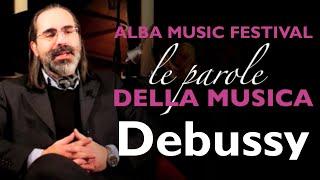 Suoni d'inverno 2020/2021 - Le parole della musica: Claude Debussy, l'autunno e il signor Croche