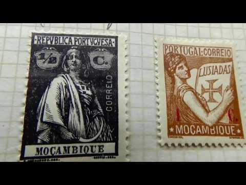 Portugal & Portuguese Colonies Postage Stamps
