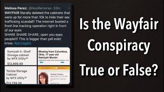 Wayfair Trafficking Exposed (All Information)