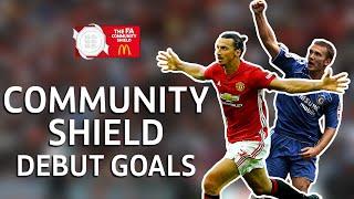 Dream Debut Community Shield Goals! | Ibrahimovic, Shevchenko, Gilberto Silva | FA Community Shield